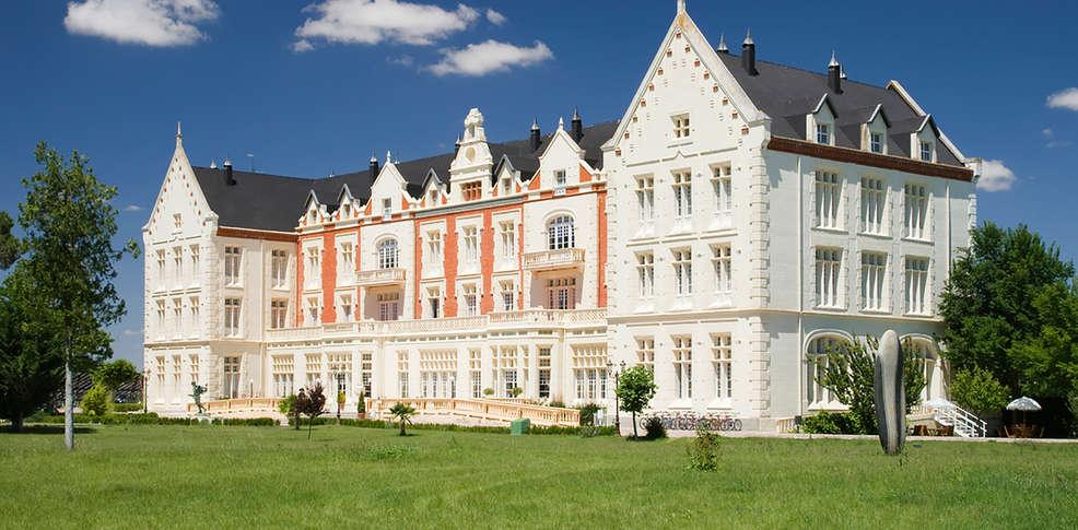 Balneario hotel palacio de las salinas hotel medina del campo - Spa en medina del campo ...