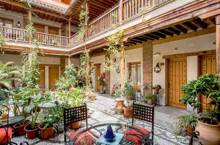 Escapada con encanto andaluz en Granada