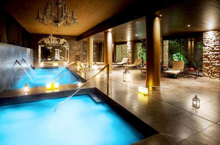 Disfruta de un spa de lujo en el valle de Navarra (desde 2 noches)