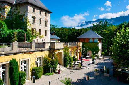 Week-end de charme dans un château**** à côté d'Aix-les-Bains