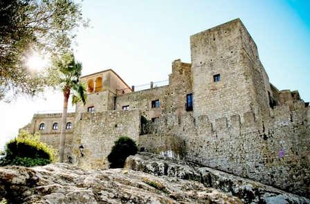 Speciale natura: Weekend con cena e nota romantica-medievale a Castellar de la Frontera
