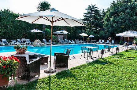 Romance et détente dans un hôtel 4* à Vérone