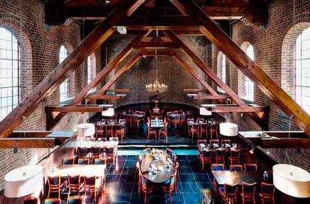 Culinair genieten in een oud klooster nabij Breda
