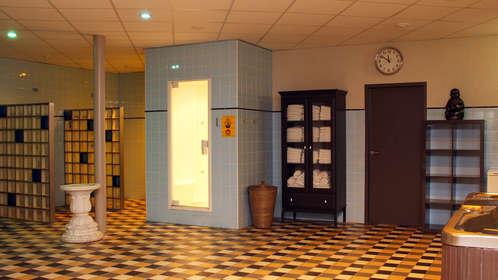 Weekend in de buitenlucht bosschenhoofd met 1 toegang tot de ontspanningsruimte voor 2 - Kamer voor volwassenen ...