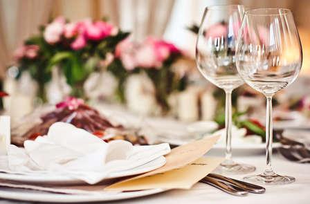 Week-end romantique avec dîner aux chandelles dans un château près de Poitiers