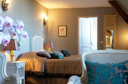 Week-end détente en chambre deluxe près de Reims