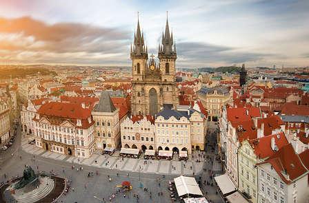 Delicias checas en el corazón de Praga (desde 2 noches)