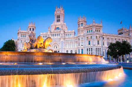 Oferta exclusiva: Escapada romántica en el centro de Madrid