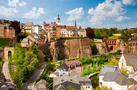 Week-end bien-être avec dîner au Luxembourg