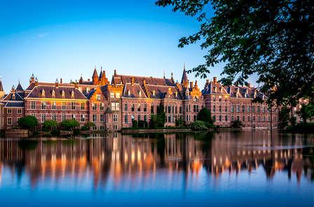Wellness, 5-sterrenluxe en op de fiets door Den Haag