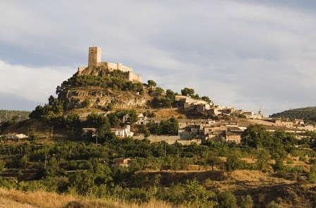 Escapada familiar con visita cultural al Castillo de Biar (desde 2 noches)