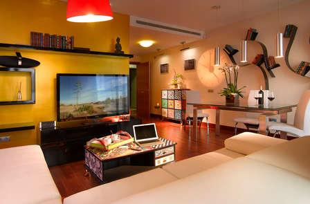 Oferta Larga Estancia: Escapada relax en apartamento de lujo en Barcelona (desde 7 noches)