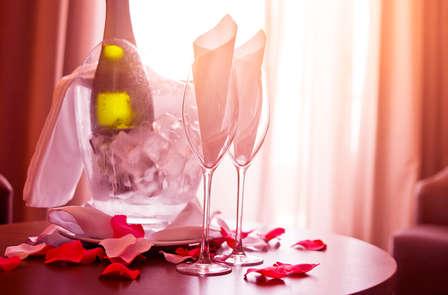 Week-end romantique dans hôtel de luxe à Bruxelles