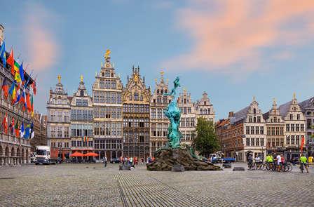 Ontdek het prachtige Antwerpen tijdens interessante fietstour