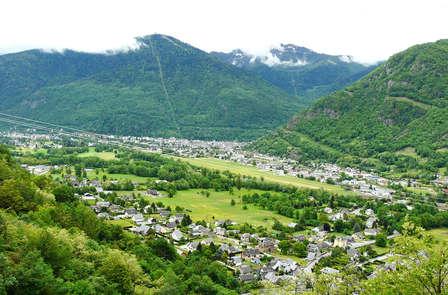 Respirez l'air pur des Pyrénées à Bagnères-de-Luchon