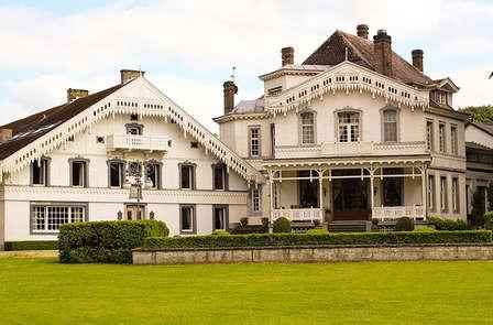 Koninklijk verblijf op bosrijk landgoed Altembrouck
