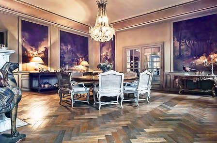 Puur genieten van luxe en romantiek