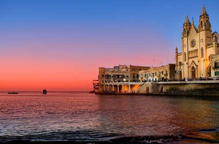 Design, lusso e romanticismo a Malta (da 2 notti)