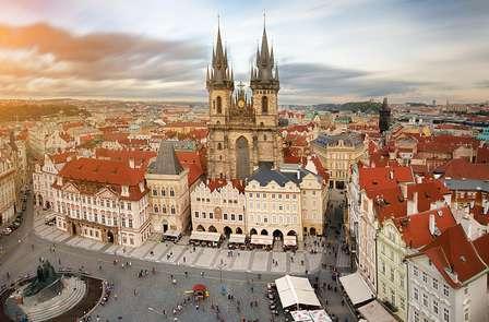 Escapada en el centro de Praga (desde 3 noches)
