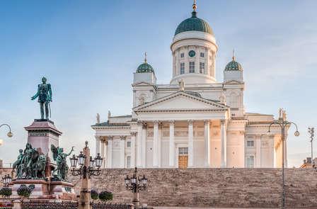 Fuga romantica a Helsinki