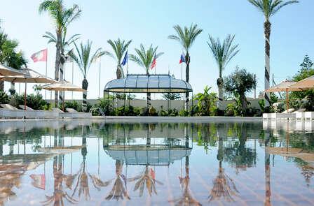 Benessere in Sicilia: camera Deluxe & accesso Spa