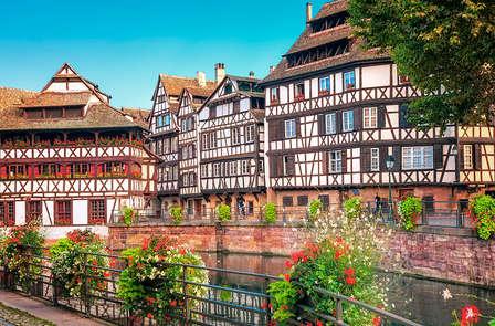 Découvrez le charme de Strasbourg