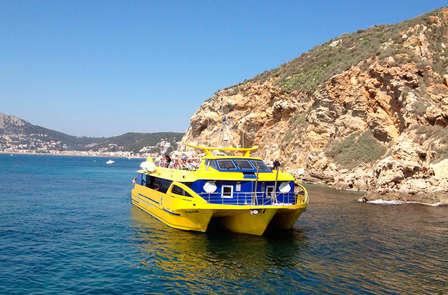 Giro in barca tra le Isole Medes a l'Estartit (da 2 notti)