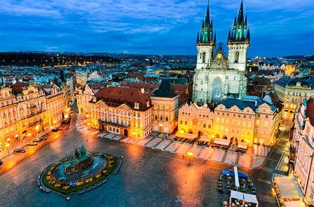 Escapada con cena en Praga en habitación superior (desde 2 noches)