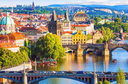 Verken Praag en zijn historische centrum