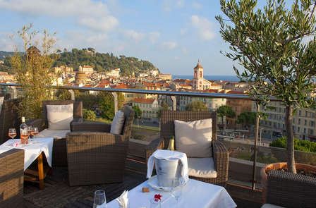 Offre spéciale: Week-end à Nice