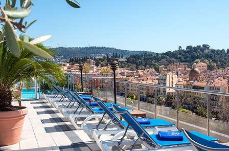 Douceur de vivre sur la French Riviera à Nice