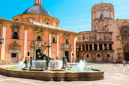 Escápate a Valencia y combina relax y gastronomía