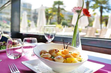 Pause cocooning avec dîner aux portes de Nantes