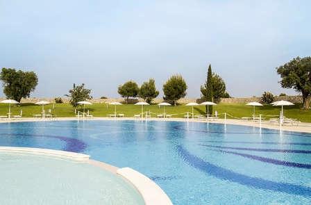 Lusso a un passo dall'Adriatico nel verde della Puglia