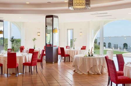 Soggiorno in mezza pensione in un meraviglioso hotel di lusso in Puglia