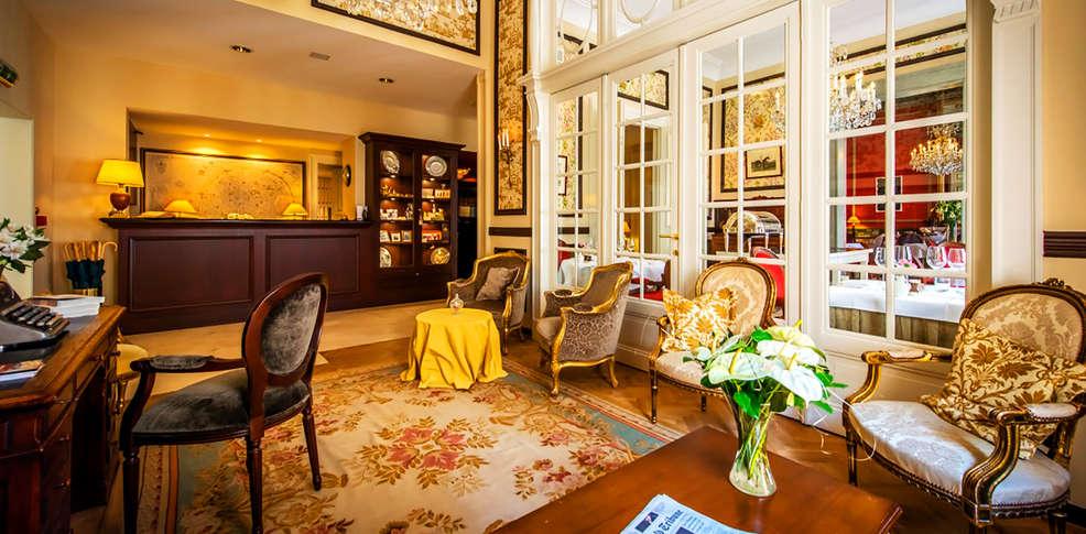 Relais & Châteaux Hotel Heritage -