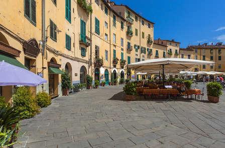 Soggiorno d'amore con la tua dolce metá a Lucca