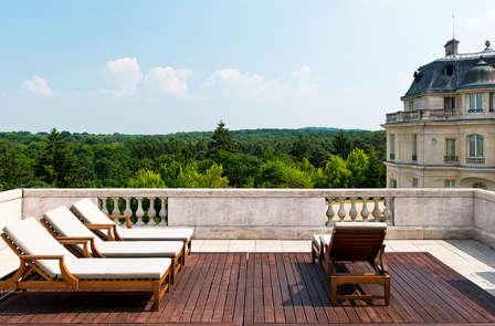 Échappée royale à Chantilly avec accès au spa