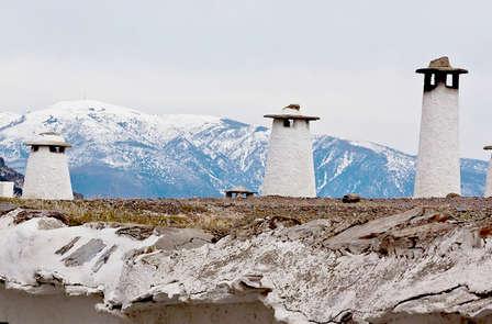 Ski sur la Sierra Nevada avec forfait de remontées mécaniques et place de parking dans un hôtel 3* récent à 45 minutes de la gare