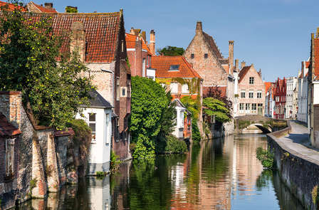 Ontdek het eeuwen oude Brugge