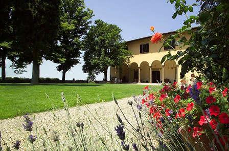 Relax nel cuore del Chianti in una villa pittoresca