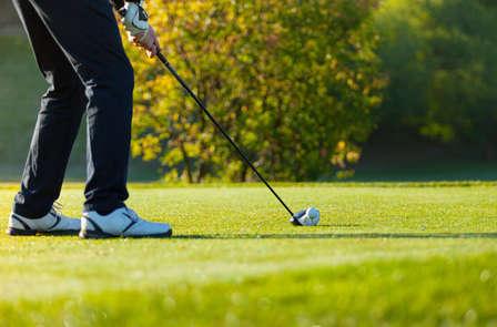 Initiation au golf à deux pas de Paris