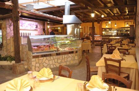 Week-end avec dîner 3 plats  près de Rome (à partir de 2 nuits)