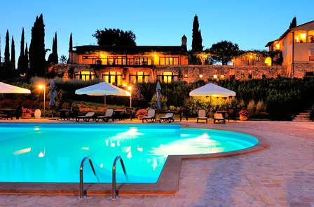 Soggiorno benessere nella magia di Perugia (a partire da 2 Notti)