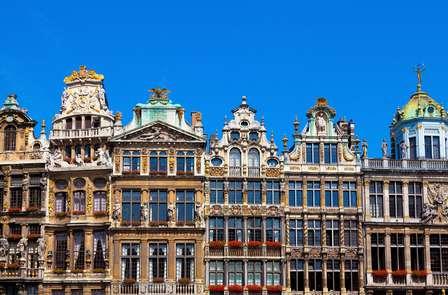 Week-end à Bruxelles avec verre de bienvenue dans un hôtel 4 étoiles