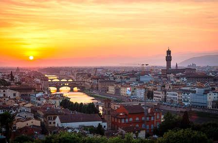 Découvrez la magnifique ville de Florence le temps d´un week-end