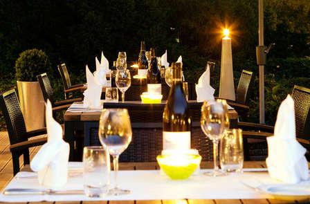 Weekendje weg met bosgolfen en diner in de Veluwe