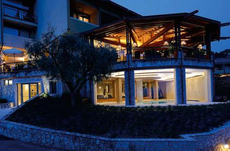 Soggiorno in Junior Suite ai piedi del Lago di Garda