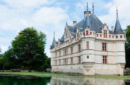 Découverte des châteaux de la Loire et dîner gourmand
