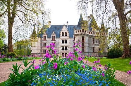 Week-end détente avec visite du Château d'Azay-le-Rideau
